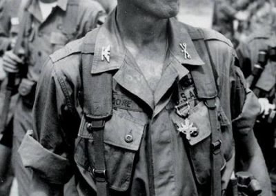 Hal Moore, United States Army Lieutenant General
