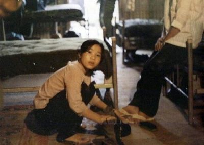 Hooch Maid, South Vietnamese Cleaner
