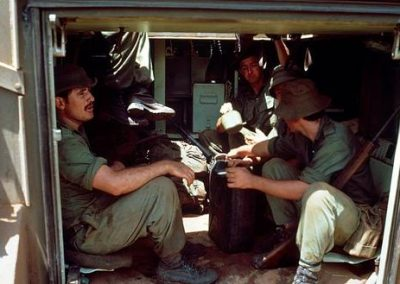 To Serve in Vietnam Was to Serve in a Hot, Humid Tropical Environment