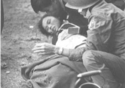 Women Wounded in Hue During the Communist Tet Offensive in the Imperial City