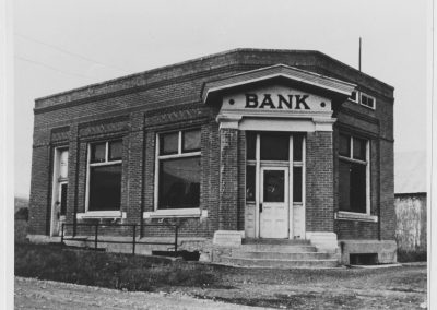 Farmers Banking Company, Cache Junction, Utah