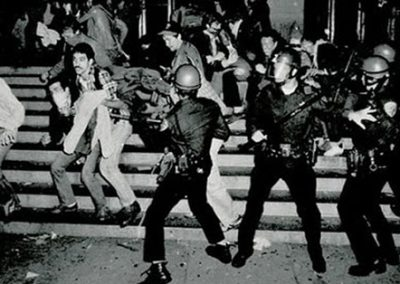 Image of the Stonewall Riot June 1969